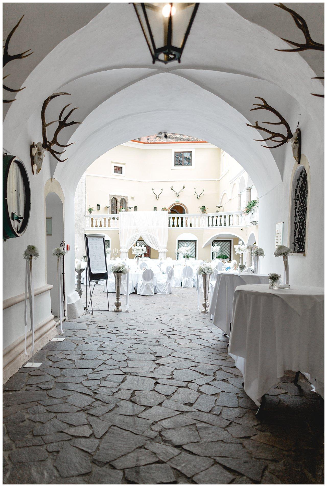 Hochzeitsfotograf Niederösterreich Wien Schloss Weikersdorf