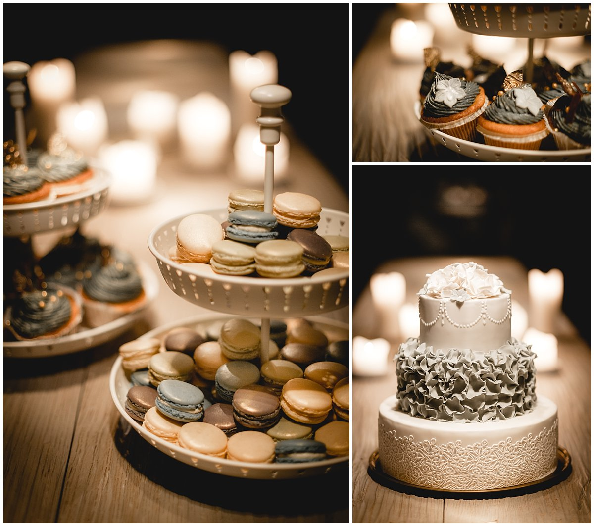 Weddingcake Sweettable