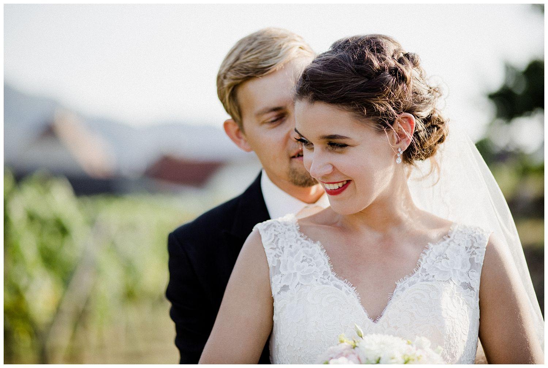 edeltrautisch im Weingut Holzapfel - Hochzeitsfotograf Wachau