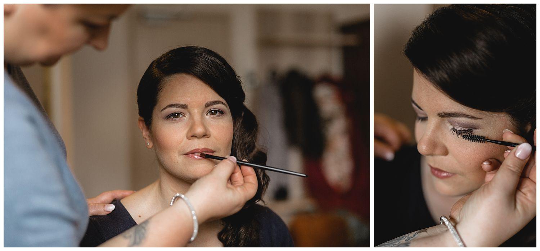 Andrea Olek Makeup Artist