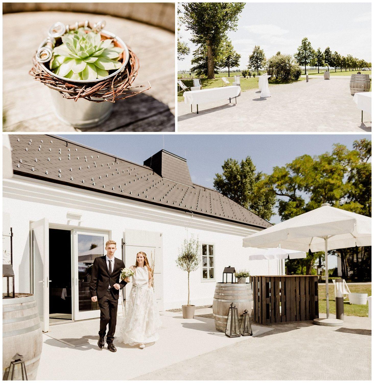 Einzug der Braut Hochzeit Eisenstadt
