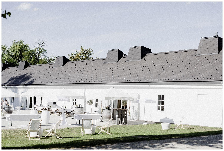Hochzeitslocation Kalandahaus Trausdorf