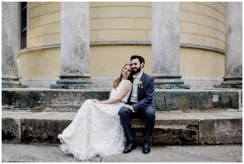 Hochzeitsfotografie Eisenstadt Leopoldinen Tempel