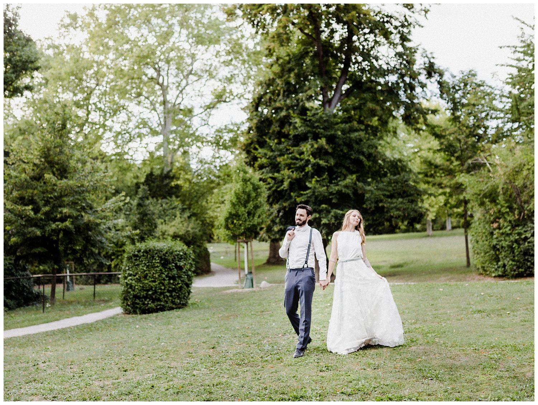 Hochzeitsshooting Esterhazy Schlosspark Eisenstadt
