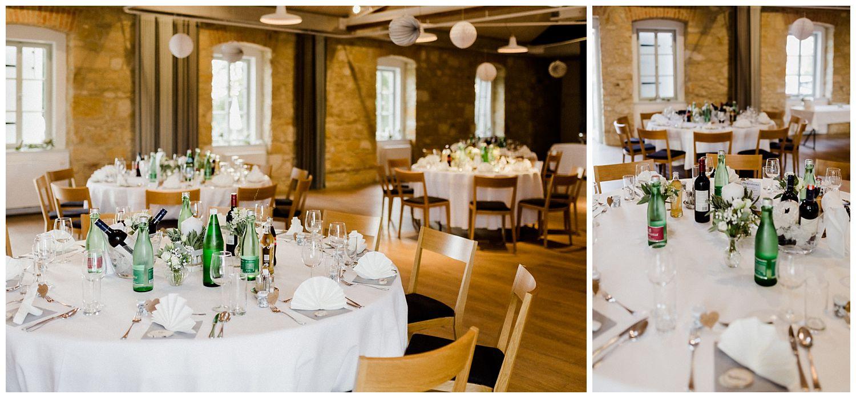 Hochzeitsdinnertafel im Kalandahaus Trausdorf Eisenstadt