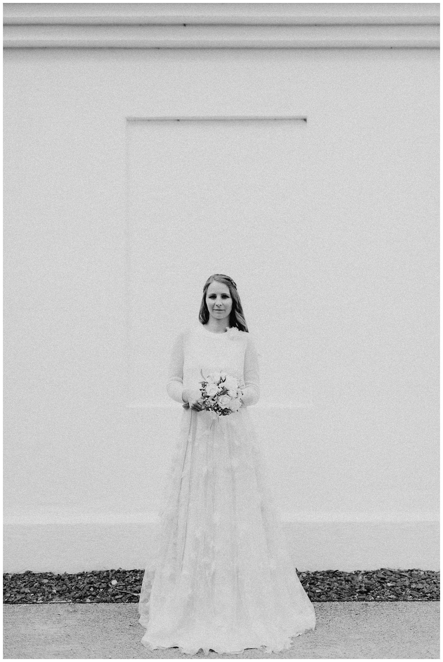 edeltrautsich Brautmode Brautportrait