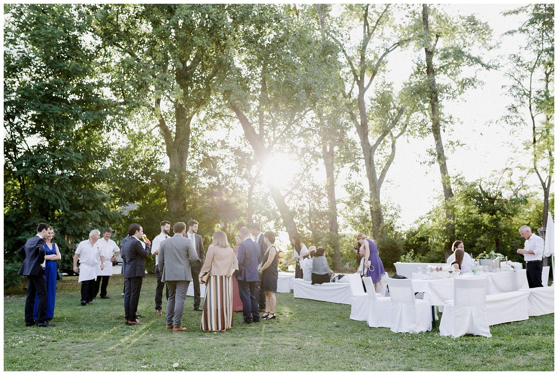 Gäste Hochzeit Kalandahaus Trausdorf